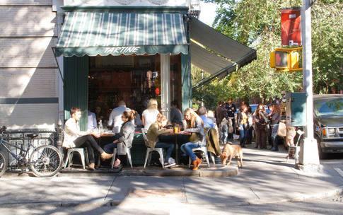 Tartine Cafe New York City
